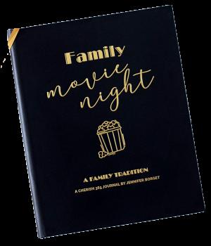 Movie Night Journal